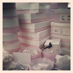 Lots of new accessories. Day Work, Gift Wrapping, Rainbow, Gifts, Accessories, Gift Wrapping Paper, Rain Bow, Rainbows, Presents