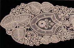 lacis museum, a duchesse lace