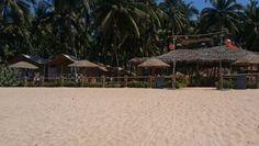 Goa India Agonda beach paradise