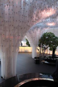 BVLGARI Pavilion at Abu Dhabi Art 2012