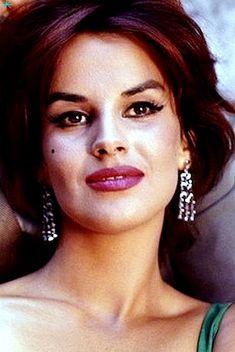 The amazing beauty of antonella lualdi italian actress, star in 50's