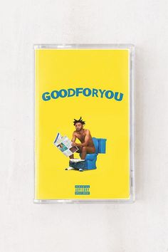 Slide View: 1: Aminé - Good For You Limited Cassette Tape