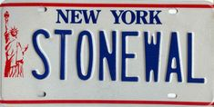 NYCity licence plates - Google Search