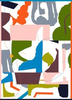 Thor, Bold Colors, Illustration, Artwork, Artist, Movie Posters, Instagram, Work Of Art, Vivid Colors