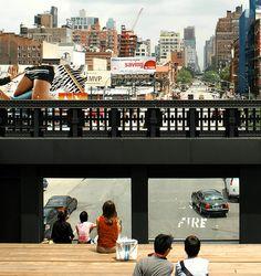 high line, NYC - I love the highline:)