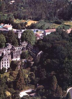 Balneario de Mondariz. (Ourense). Galicia. Spain.