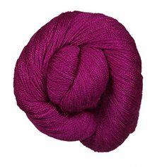 Fyberspates Scrumptious Lace Yarn - 512 Magenta
