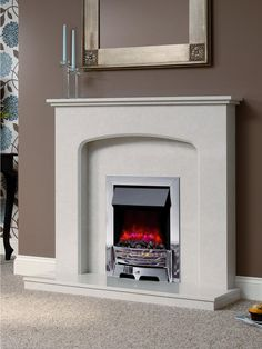 adam truro electric fire suite redecorating ideas pinterest