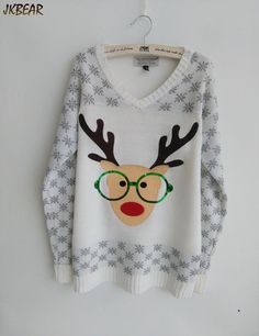 Rudolph Wearing Glasses