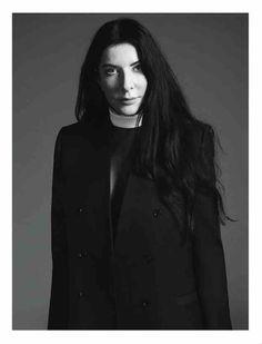 #Marina Abramovic   #Givenchy ss13