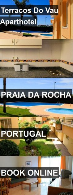 Hotel Terracos Do Vau Aparthotel in Praia da Rocha, Portugal. For more information, photos, reviews and best prices please follow the link. #Portugal #PraiadaRocha #TerracosDoVauAparthotel #hotel #travel #vacation