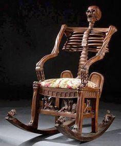 You found me a pimp chair now I find you a pimp chair no we squares-ies