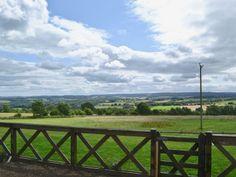 View | Snooty Fox Cottage, near Hexham