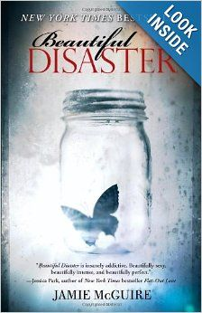 """by Jamie McGuire Language: English; This special hardcover limited edition of Jamie McGuire s bestselling """"Beautiful Disaster"""" is enhanced with silver foil butt Jamie Mcguire, I Love Books, Great Books, Books To Read, My Books, Amazing Books, Story Books, Music Books, It's Amazing"""