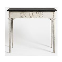 Swedish Griffin Console Table