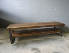 Industrial Chic Style Reclaimed Custom Coffee by RccFurniture