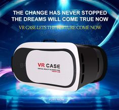 3D VR Virtual Reality Games Movies Glasses For 3.5-inch to 6.0-inch Smart Phone With Remote control Sale - Banggood.com