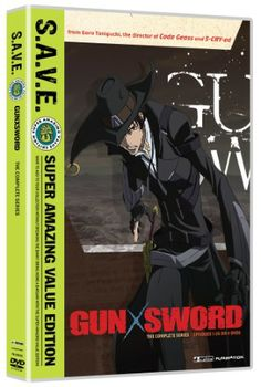 Gun X Sword DVD Complete Series (Hyb) - S.A.V.E. Edition $14.99 at RightStuf.com.