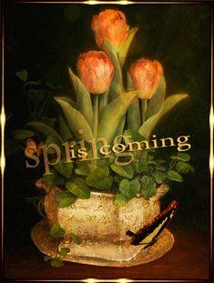Весна/Spring - Повседневная анимация - Анимация - Мир авторской анимации gif
