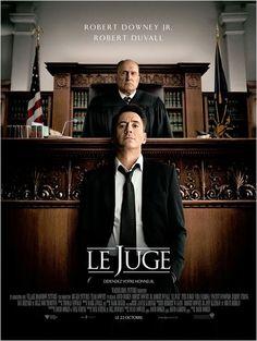 Le Juge : Affiche
