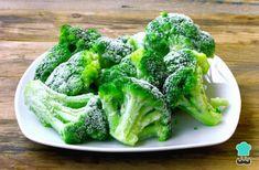 Cómo conservar y congelar brócoli #Recetas #Cocina #RecetasPasoAPaso #CocinaCasera #RecetasdeCocina #Consejosdecocina #Trucosytécnicas
