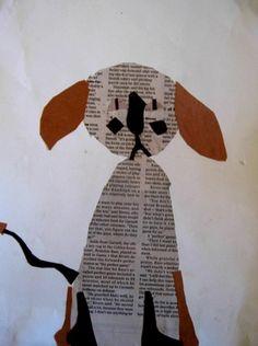 Collage Dog, Grade 1