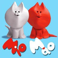 Mio et Mao! - Animation en pâte à modeler - années 80