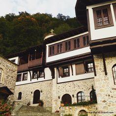 St. John Baptist Monastery, Mavrovo National Park, Macedonia || Read my blogpost here: http://www.blocal-travel.com/balkans/mavrovo-park-macedonia/