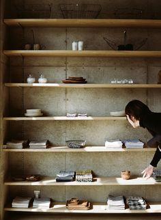 Alternative to kitchen cabinets - simplify, simplify, simplify!