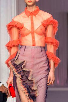 Marco de Vincenzo | Milan Fashion Week | Spring 2017