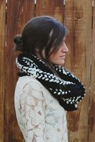 Restyled Scarf DIY - A Beautiful Mess