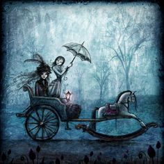 Illustrations by Belgium based illustrator Sara Vandermeulen