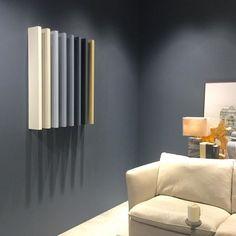 LADY 4477 Deco Blue er like vakker i Dubai som i Skandinavia! I dag er vi… Jotun Lady, Deco Blue, Color Inspiration, Wall Lights, Dubai, House Design, Photo And Video, Interior, Home Decor