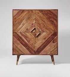 Ida, Cabinet, Acacia