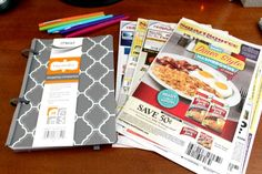 Organizing coupons the easy way!