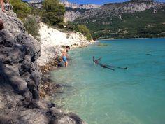 Lac Sainte Croix - Draguignan - Manosque