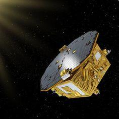 Allein diese Technologiemission zum Nachweis von Gravitationswellen in ihren anfänglichen Betriebsorbit zu bekommen, war für die ESA eine Herausforderung. Sie dort vor Ort zu halten, erfordert Teamwork, Kaltgas und eine Menge kleiner Schubser.