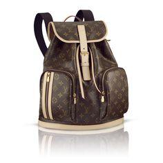 Bosphore Backpack via Louis Vuitton