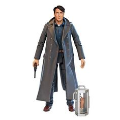 Doctor Who Captain Jack Harkness 5-Inch Action Figure - Underground Toys - Doctor Who - Action Figures at Entertainment Earth