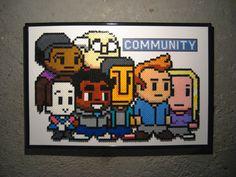 Perler Community Cast by Dlugo1975 on deviantart