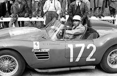 Pedro Rodriguez (MEX), Targa Fiorio 1960