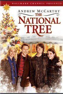 The National Tree starring Andrew McCarthy This 2009 Hallmark modern classic doesnt air often enough, so I downloaded myself a copy.  I can watch it whenever the mood strikes me.
