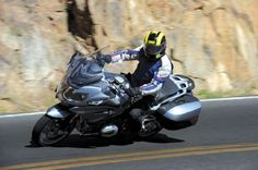 2014 BMW R1200RT | Road Test - Euro Cycles of Tampa Bay