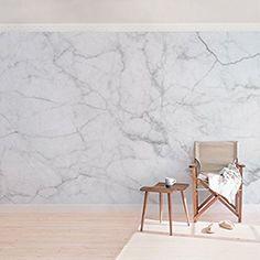 Schöner Wohnen Fototapete «Marmor» 470924 | Bedruckte Tapeten: Blumen,  Pflanzen, Tiere | Pinterest | Room