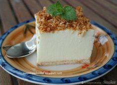 Kliknij i przeczytaj ten artykuł! Polish Desserts, Cheesecake, Pudding, Cheesecakes, Custard Pudding, Puddings, Avocado Pudding, Cheesecake Pie