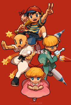 MOTHER 2 by 68