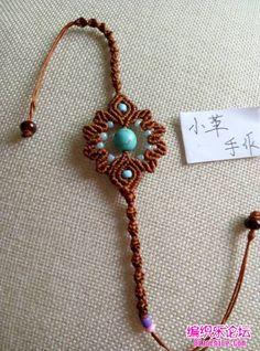Macrame Tutorial More - Macrame Rings, Macrame Bracelet Tutorial, Necklace Tutorial, Macrame Necklace, Macrame Knots, Macrame Bracelets, Micro Macrame Tutorial, Loom Bracelets, Friendship Bracelets