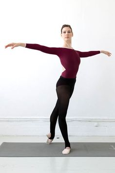 Beautiful Ballet: Fitness Moves for a long, lean body