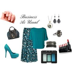 Business Casual!!