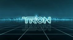 Tron Title Sequence on Vimeo